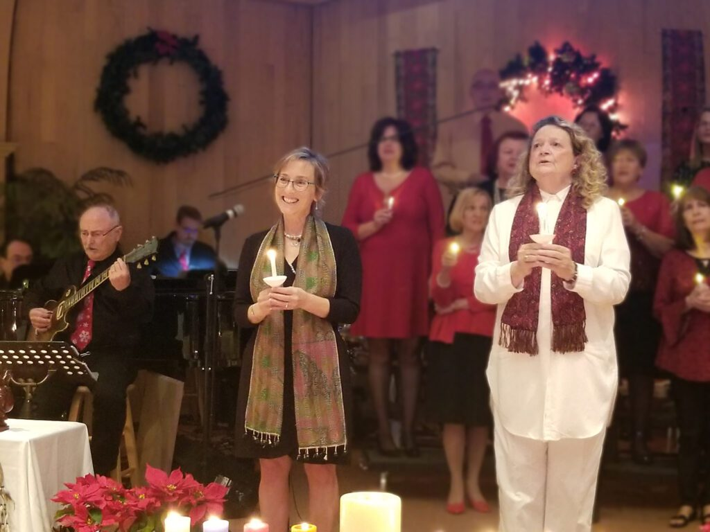 Unity Christmas Eve Candle Lighting Service
