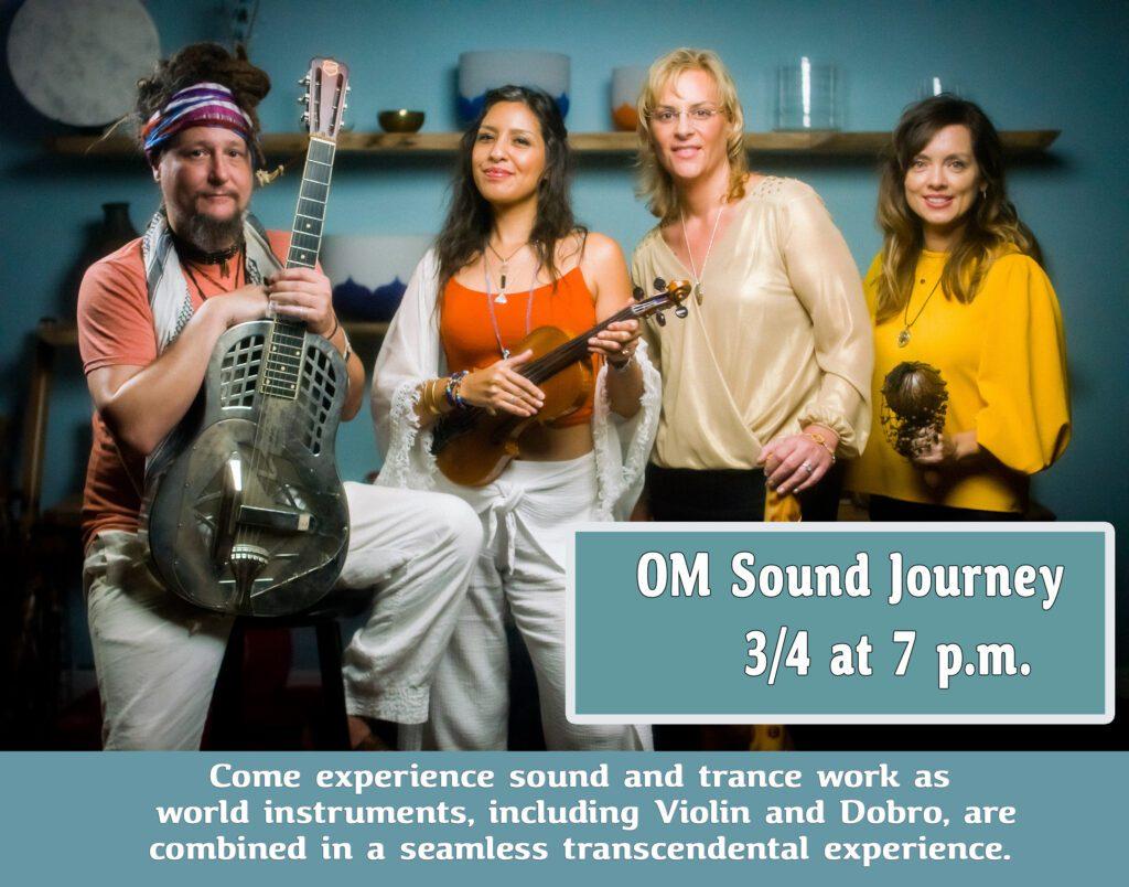 Om Sound Journey - Transformation