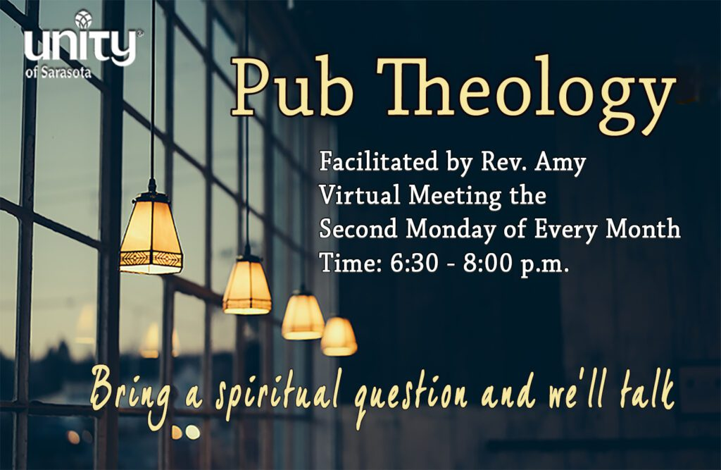 Pub Theology with Rev. Amy