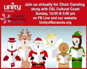 Choir Caroling 12.20