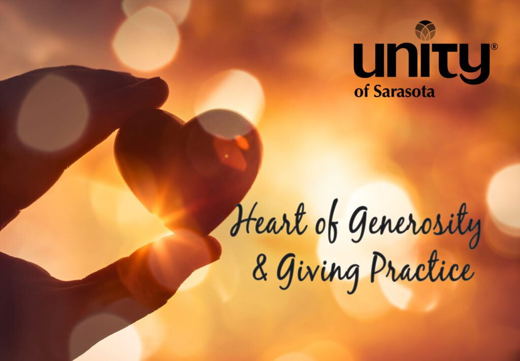 Heart of Generosity & Giving Practice
