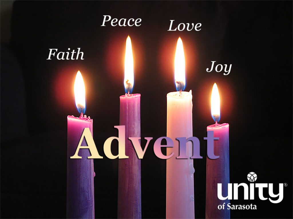Advent 2020 at Unity of Sarasota