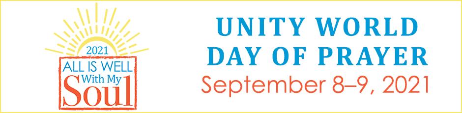 Unity World Day of Prayer 2021